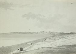 Chesil Beach, near Abbotsbury f.27